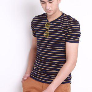 Áo phông nam tay ngắn Biluxury 3APKS04022